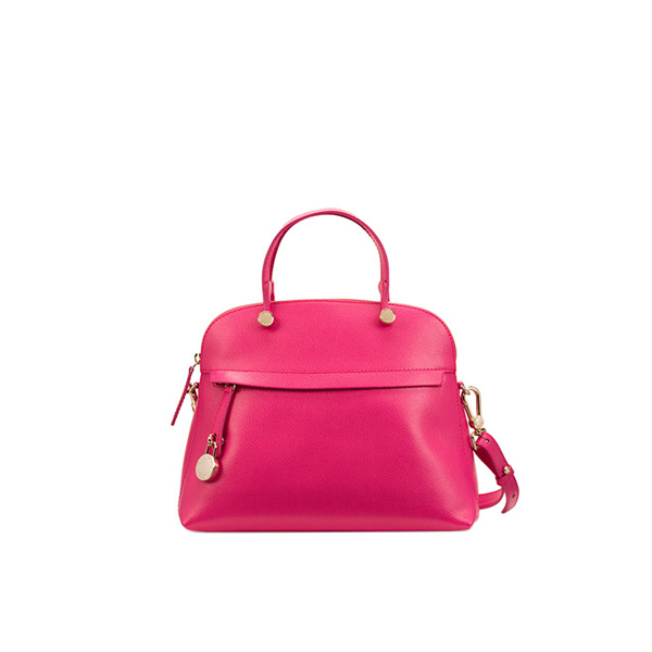 FURLA PIPER TOP HANDLE PINKY
