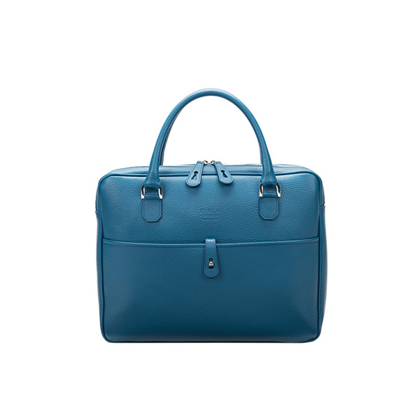 FURLA UOMO TOP HANDLE TURQUOISE