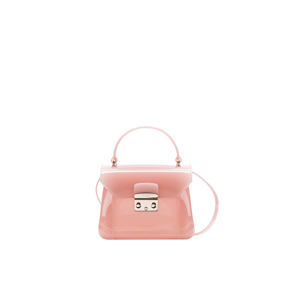 FURLA CANDY CROSSBODY WINTER ROSE