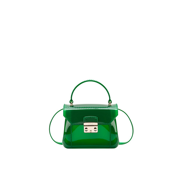 FURLA CANDY CROSSBODY SMERALDO