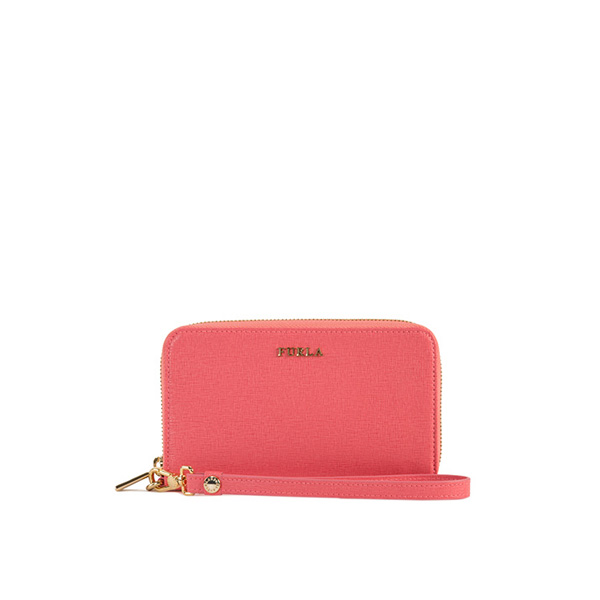 FURLA BABYLON ZIP AROUND PEONIA